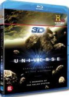 The Universe - Catastrophes that Changed the PLanets 3D/2D (2011) [1080p.BRRip.x264.H-O/U.AC3/DTS] [Napisy PL/ENG] [ENG]