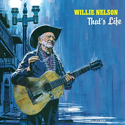Willie Nelson - Thats Life (2021) [FLAC]