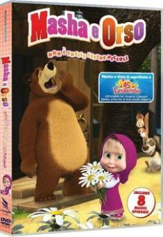 Masha and the Bear - Masha e Orso - Non è Facile essere Piccoli (2013-2014) [DVD5 - Ita Ac3 2.0]