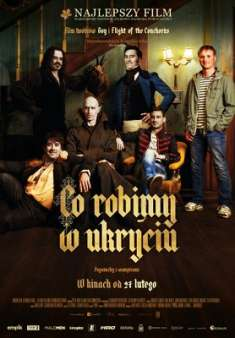 Co robimy w ukryciu - What We Do in the Shadows *2014* [DVDRip RMVB] [Lektor PL]