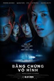INVISIBLE EVIDENCE / Bang Chung Vo Hinh [2020] [720P] [H264] [WEB-DL] [MPEG-AUDIO] [NAPISY-PL]