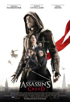 Assassins Creed 3D (2016) [MULTi] [1080p.HOU] [BluRay.x264-KLiO] [Lektor i Napisy PL]