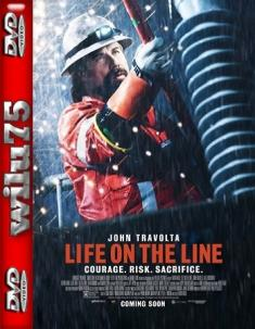 Burza - Life on the Line *2015* [BDRip] [XviD-KiT] [Lektor PL]
