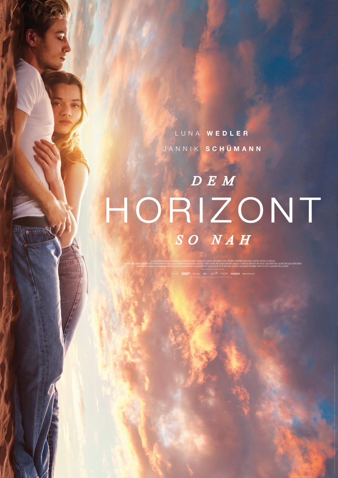 Horyzont uczuć / Dem Horizont so nah (2019) [BDRip] [XviD-KiT] [Lektor PL]