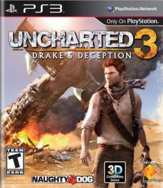 Uncharted 3: Drake's Deception [USA] [ENG]