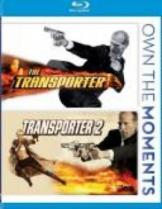 Transporter 1-2 - The Transporter I-II (2002-2005) [AC3.BRRip.XviD] [Lektor PL]