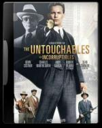 The Untouchables (1987) [Blu-ray disc CEE 1080p] [Lektor & Napisy PL]