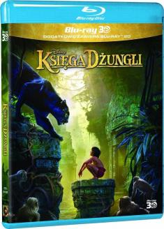 Księga dżungli 3D - The Jungle Book *2016* [mini-HD.1080p.3D.Half.Over-Under.DualAudio.AC3.BluRay.x264-SONDA] [Dubbing i Napisy PL] [ENG] [AT-TEAM]