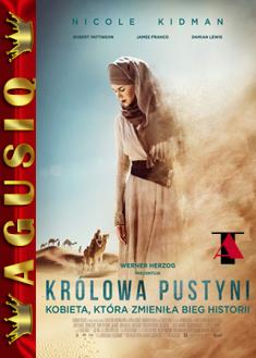 Królowa pustyni - Queen of the Desert *2015* [BDRip] [x264-KiT] [Lektor PL] [AgusiQ]