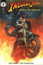 Indiana Jones - The Iron Phoenix 1-4
