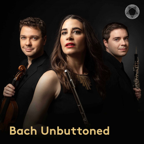 Ana de la Vega - Bach Unbuttoned (2021) [mp3@320]