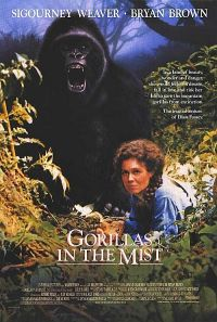 Goryle we mgle - Gorillas in the Mist: The Story of Dian Fossey (1988) [m1080p] [BluRay.x264x-DENDA] [AC-3] [Lektor PL]