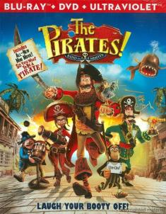 The Pirates - Band of Misfits - Pirati - Briganti da Strapazzo (2012) [DVD5 Custom- ENG Ita 5.1 - Multisubs]
