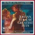 The London Promenade Orchestra - Johann Strauss' Greatest Hits (1992) [FLAC]