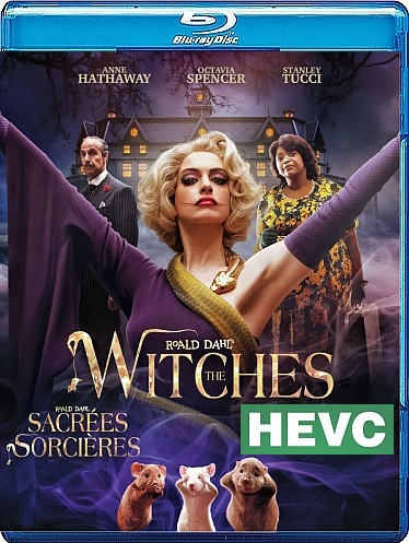 Wiedźmy - The Witches *2020* [10Bit] [1080p.BDRip.x265.AC3.5.1-NitroTeam] [Napisy ENG-PL] [ENG-Dubbing PL]