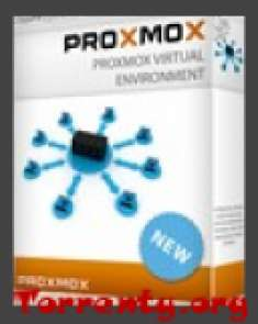 Proxmox 3.4 Virtual Environment [CD] [x86 64] [.iso]