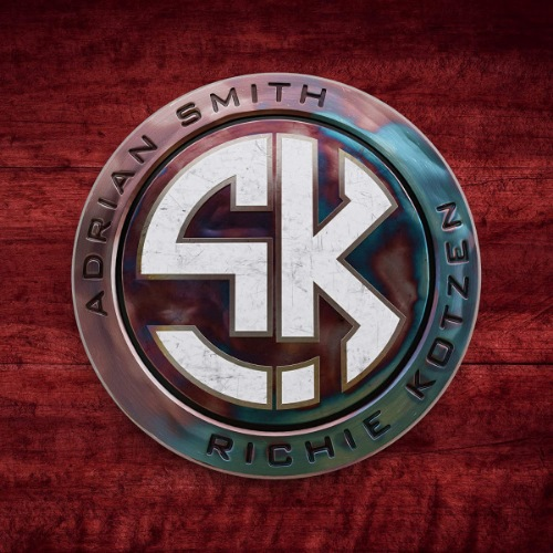 Smith/Kotzen (Adrian Smith, Richie Kotzen) - Smith/Kotzen (2021) [FLAC]