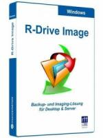 R-Drive Image 6.2 Build 6205 + BootCD
