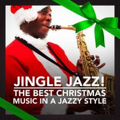 VA - Jingle Jazz! [The Best Christmas Music In a Jazzy Style] *2015* [FLAC]