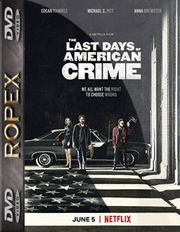 Ostatni skok w historii USA - The Last Days of American Crime (2020) [1080p] [NF] [WEB-DL] [x264] [AC3-VAN] [Lektor PL]