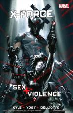 X-Force - Sex and Violence Tomy I-III Kompletna Seria [ENG] [2010]