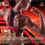 VA - Hardstyle Dance Music For Workout (2018) [mp3@320kbps]