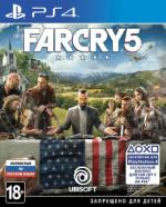 Far Cry 5 [EUR | RUS | MULTi] [PS4-HACK]