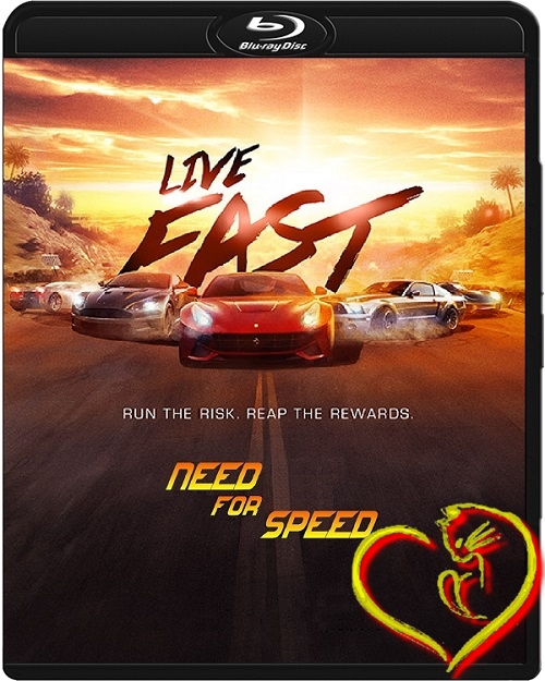 Need for Speed *2014* [1080p.BluRay.x264.DTS.AC3-DENDA] [V2.MULTi] [Alusia]