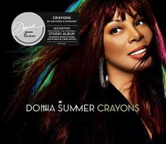 Donna Summer - Crayons (Deluxe 2016) [FLAC]
