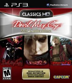 Devil May Cry HD Collection [EUR] [ENG]