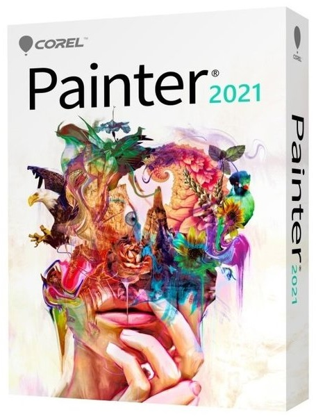 Corel Painter 2021 21.0.0.211 - 64bit [ENG] [Crack] [azjatycki]