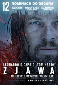 Zjawa - The Revenant *2015* [DVD5] [Lektor PL]