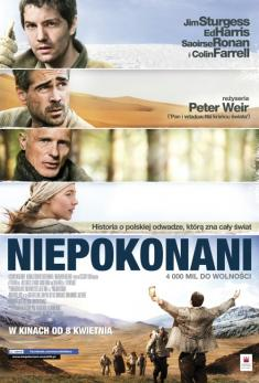 Niepokonani - The Way Back (2010) [DVDRip.XviD] [Lektor PL] [D.T.m1125]