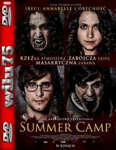 Summer Camp *2015* [BDRip] [XviD-KiT] [Lektor PL]