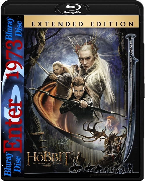 Hobbit Pustkowie Smauga - The Hobbit The Desolation of Smaug (2013) [EXTENDED] [1080P] [BLURAY] [H264] [AC3.EN.PL] [LEKTOR.PL] [NAPISY.EN.PL] [ENTER1973]