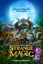 Dziwna magia / Strange Magic (2015) [WEB-DL] [XviD-KiT] [Lektor PL]