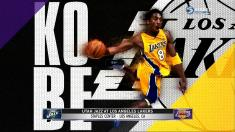 NBA 2016 04 13 Utah Jazz @ Los Angeles Lakers 60fps 720p mkv KOBE last game
