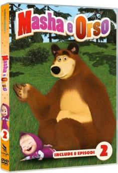 Masha and the Bear - Masha e Orso s02e01-08 (2010 - 2011) [DVD5 - Ita Ac3 2.0]