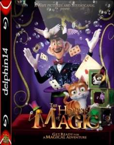 Piorun i magiczny dom - The House of Magic *2013* [480p] [BDRip] [XViD] [AC3-J25] [Dubbing PL]