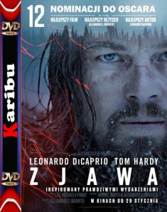 Zjawa / The Revenant 2015 [BDRip] [x264-LEX] [Lektor PL]