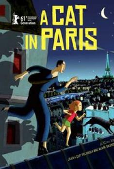 A Cat in Paris - Un Gatto a Parigi (2010) [DVD5 - Ita Fra 5.1 - Ita subs]