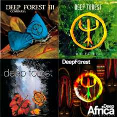 Deep Forest - Discography (1992-2013) [mp3@192-320kbps]