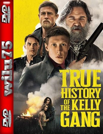 Prawdziwa historia gangu Kelly'ego - True History of the Kelly Gang *2019* [1080p] [WEB-DL] [AC3] [x264-KiT] [Lektor PL]