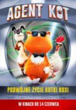 Agent Kot / Spy Cat / Marnies Welt (2018) [720p] [BRRip] [XviD] [AC3-MORS] [Dubbing PL]