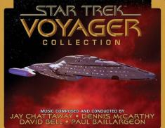 VA - Star Trek: Voyager Collection [4CD] (2017) [MP3@320]