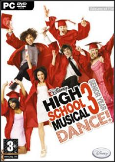 High School Musical 3: Senior Year - Dance! *2008* [MULTi10-PL] [PROPHET] [RAR-ISO]
