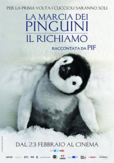 March of the PENGuins - La Marcia dei Pinguini - Il Richiamo (2017) [DVD5 - Ita Fre Ac3 5.1 - NUIta]