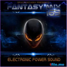 VA - Fantasy Mix 163 - Electronic Power Sound *2015* [mp3@320kbps]