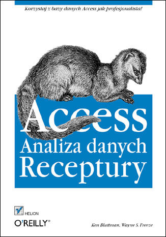 Access. Analiza danych. Receptury (2012, O'Reilly Media;Helion) - Ken Bluttman,Wayne S. Freeze [PL] [epub] [LIBGEN]