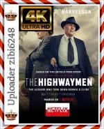 The.Highwaymen.*2019* [Multisub.] [2160p] [WEBRip] [X264-DEFLAT] [Napisy PL] [zibi6248]